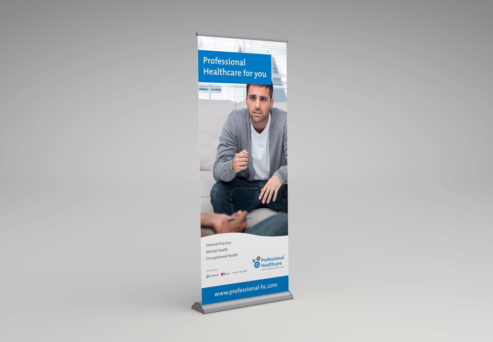 Professional Healthcare banner