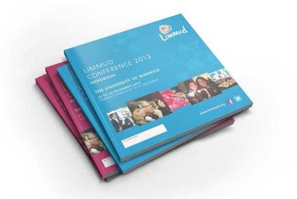 Limmud Conference handbooks